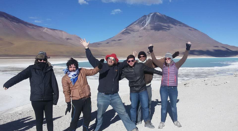 La Paz - Salar de Uyuni y Lagunas de - Colores - La Paz, Uyuni