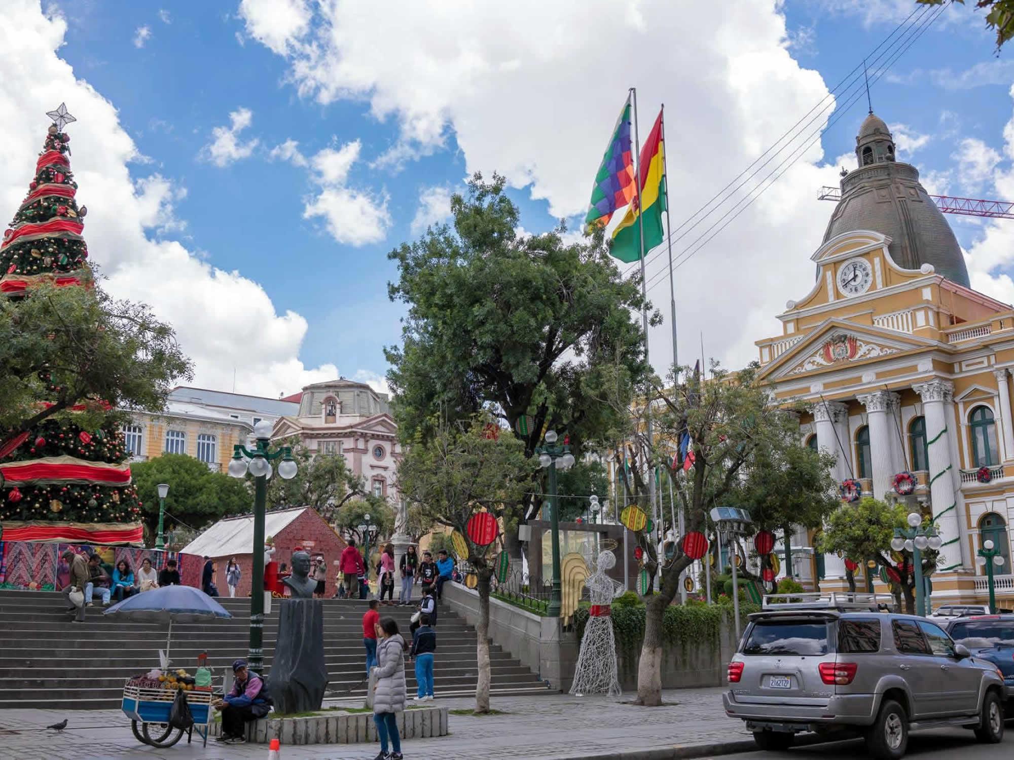 Tour Privado Maravillosa La Paz y Valle de la Luna - Medio día, Medio Día