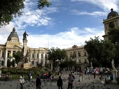 La Paz City and surroundings Tour, Full Day