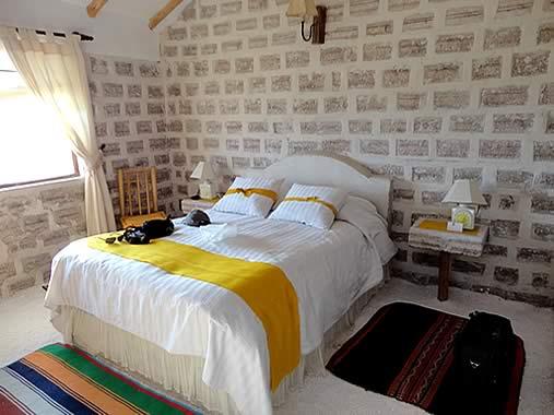 Room At Hotel Luna Salada In Uyuni