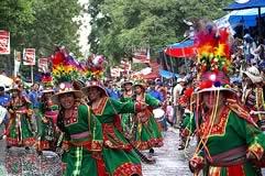 Carnaval Oruro 2018 Paquete Hotel Eden , 3 Noches, 2 Dias