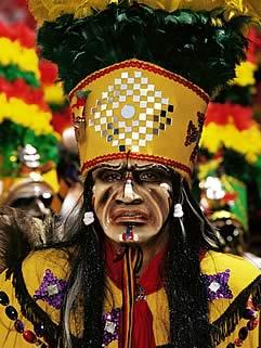 Carnaval Oruro 2018 Paquete Hotel Eden , Oruro