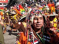 Carnaval de Oruro 2018 Paquete Hotel Regal, 3 Noches