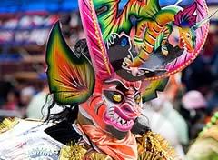 Carnaval de Oruro 2018 Paquete Hotel SM Palace, 3 Noches