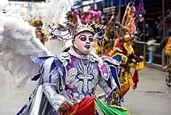 Carnaval de Oruro 2018 Paquete Hotel Galaxia, 3 Noches