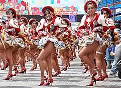 Carnaval de Oruro 2018 Paquete Gran Hotel Bolivia, 3 Noches