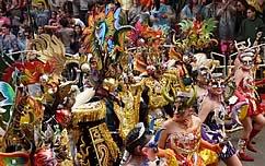 Carnaval de Oruro 2018 Paquete Hotel Monarca, Oruro