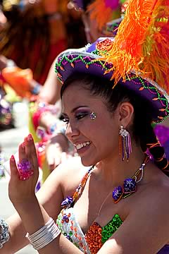 Carnaval de Oruro 2018 Paquete Hotel Sumaj Wasi Hotel, Oruro