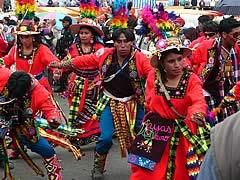 Carnaval de Oruro 2018 Paquete Hotel Repostero, Oruro