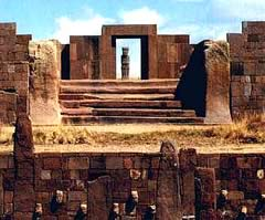 Tiwanaku and Pariti Island Tour, Tiwanaku