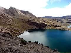 Pico del Tunari  Tour - Montanismo, Día Completo