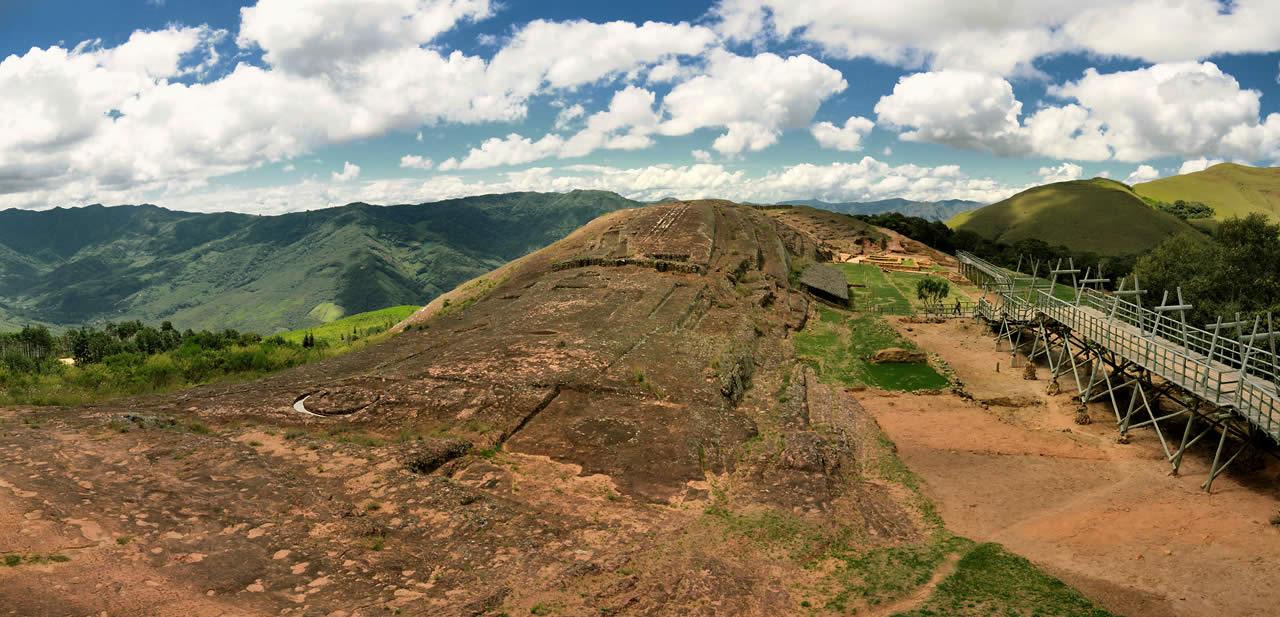 Tour privado El Fuerte de Samaipata, Full day -  Día Completo