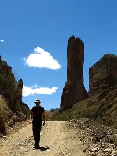 Moon Valley and Palca Canyon Tour, La Paz