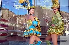 Carnaval de Oruro 2018 Paquete Hotel Virgen del Socavon Hotel, 3 Noches