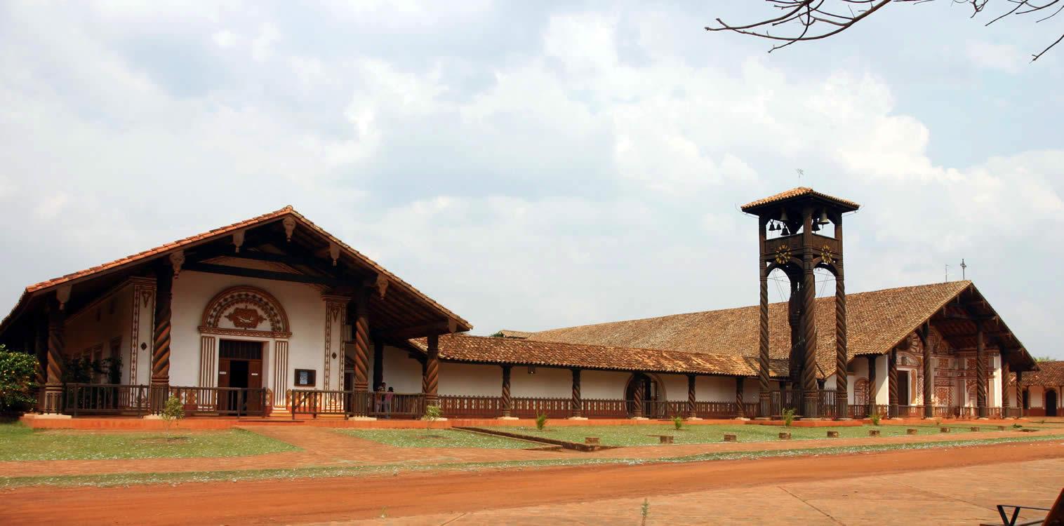 Misiones Jesuíticas de la Chiquitania