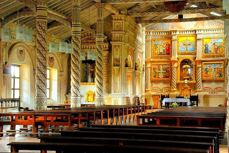 Misiones jesuíticas en Chiquitania