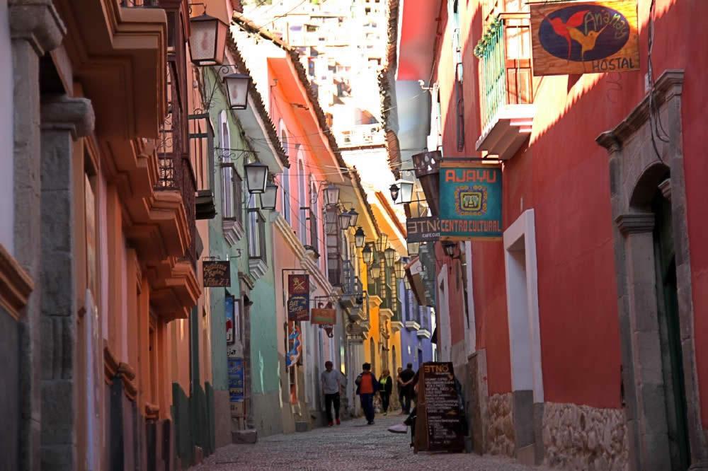 Calles La Paz