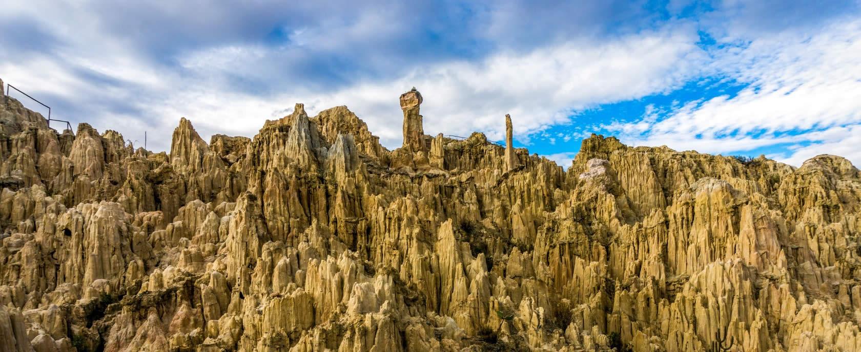 Valle La Paz de La Paz