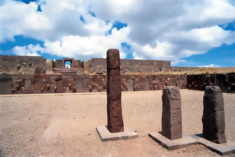 Tiwanaku Kalasaya