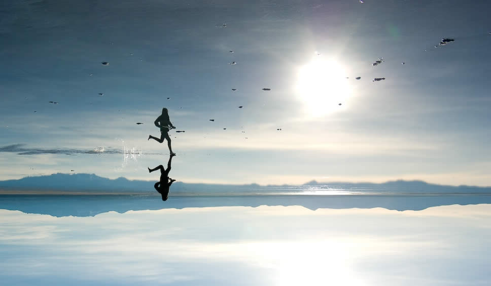 Salar de Uyuni espejo