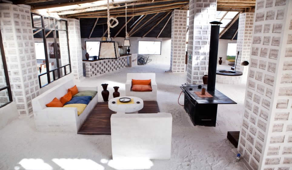Uyuni Salt Hotel