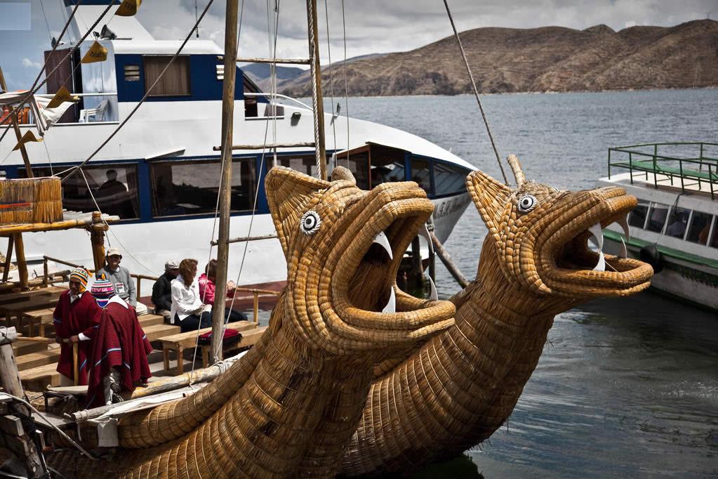 Crucero Catamaran La Paz, Lago Titicaca, Isla del Sol, La Paz, La Paz
