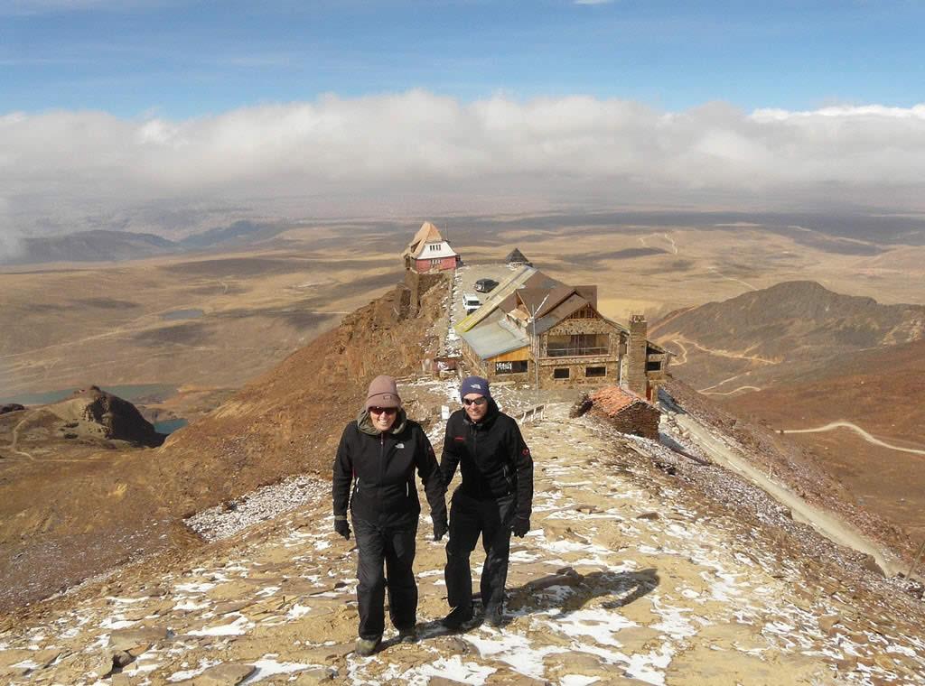 Tour Privado Nevado de Chacaltaya Ciudad de La Paz y Valle de la Luna, Full day - Día Completo