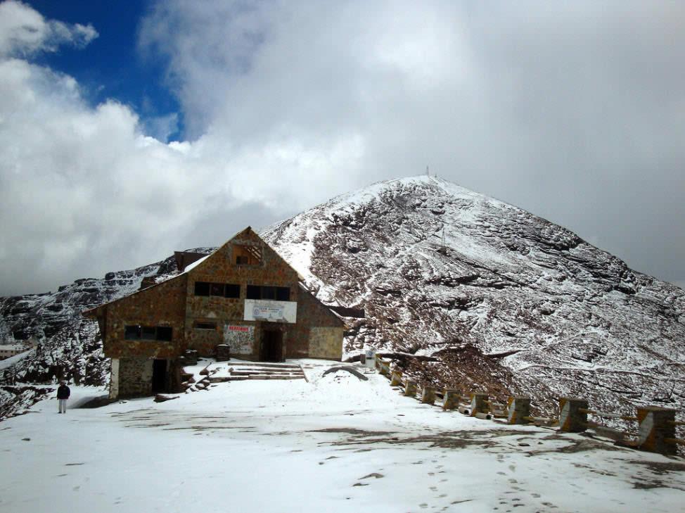 Tour Privado Nevado de Chacaltaya Ciudad de La Paz y Valle de la Luna, La Paz