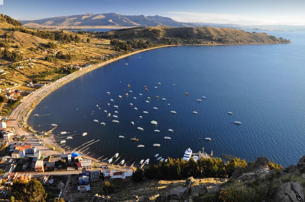 Tour Compartido Copacabana - Lago Titicaca e Isla del Sol, Full Day
