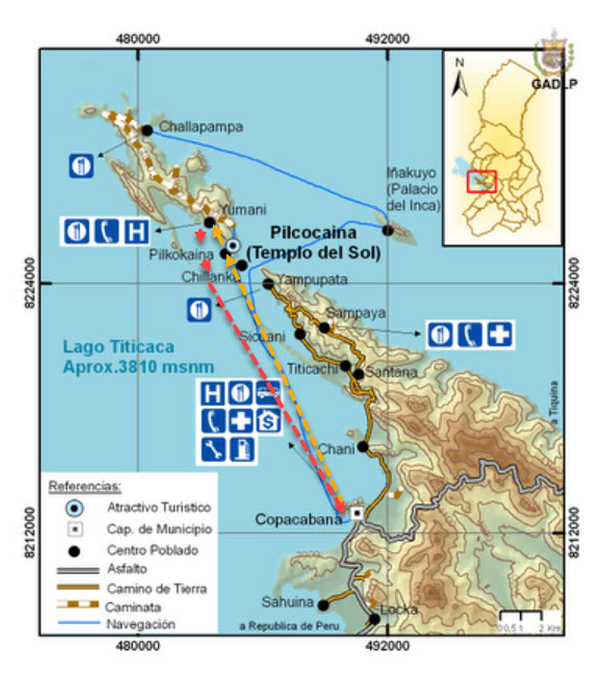 Tour Compartido Crucero Titicaca a la Momia Tani, Copacabana