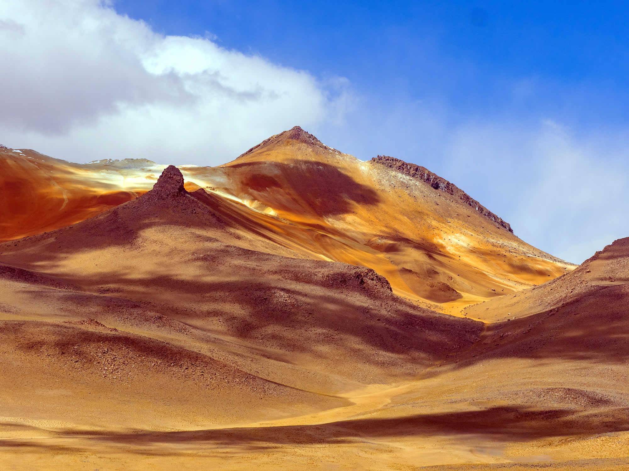 San Pedro de Atacama - Parque Nacional Eduardo Avaroa - San Pedro de Atacama Tour de un día, Día Completo