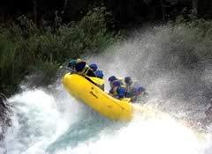 Rafting por el Rio Zongo Alcoche, Yungas, 4 D&iacute;as, 3 noches, <b>Clase:</b> IV and V