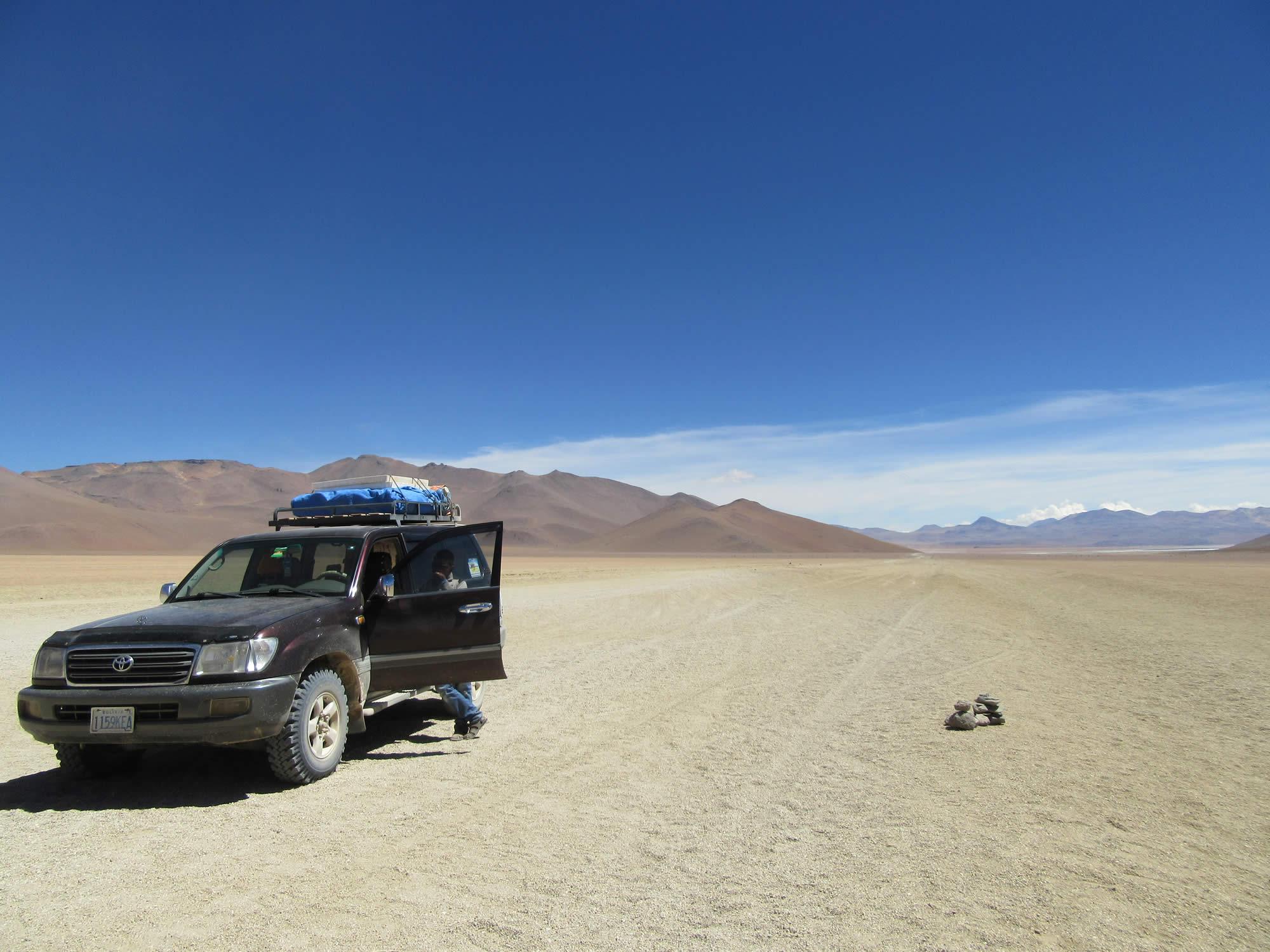Tour Privado Salar de Uyuni y Lagunas de Colores - Calama 3 Días, 2 Noches, Uyuni