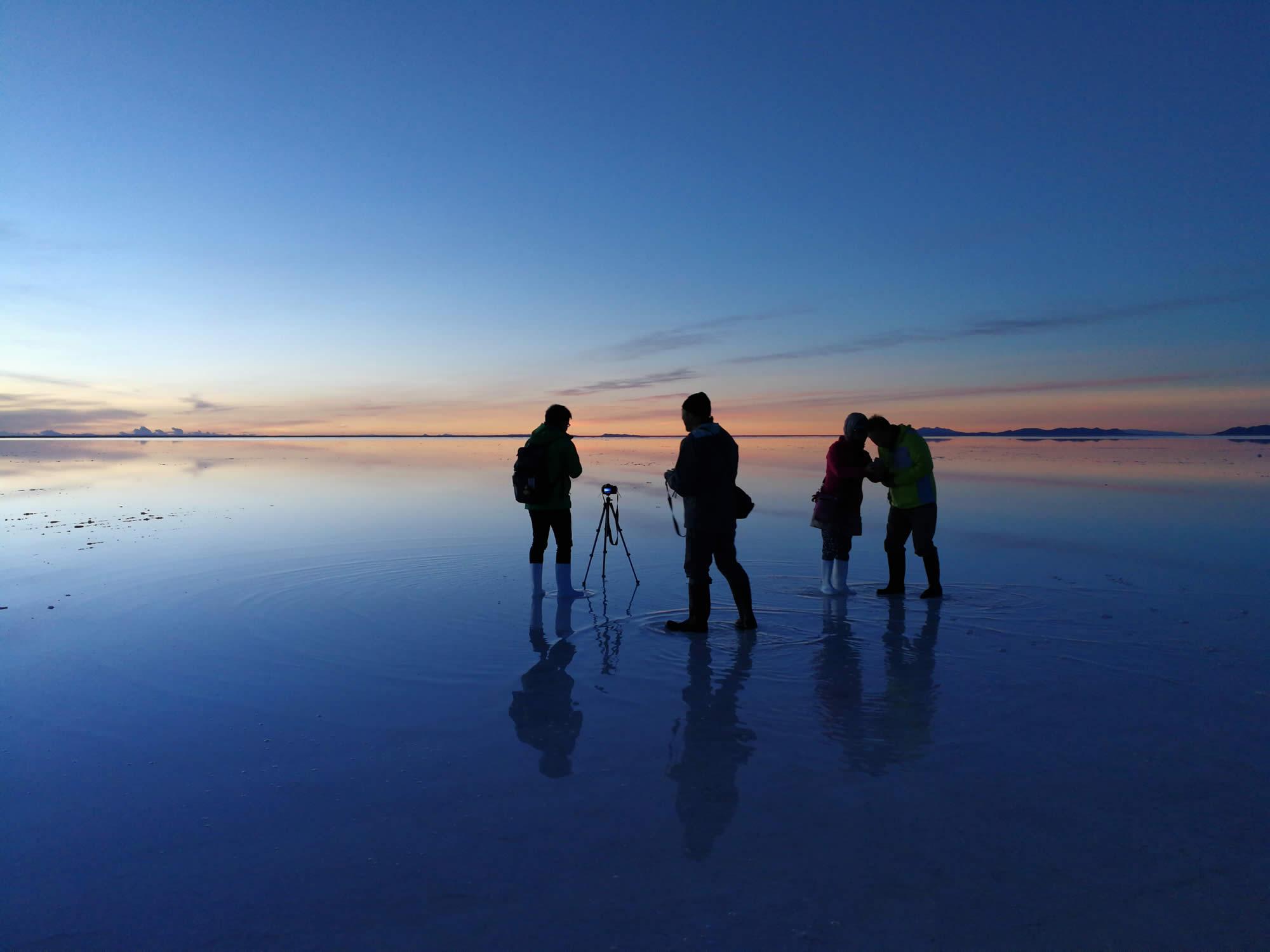 Tour Privado Salar de Uyuni Observación de Estrellas, Amanecer y Atardecer 1 Día, 1 Noche, 1 Día, 1 Noche