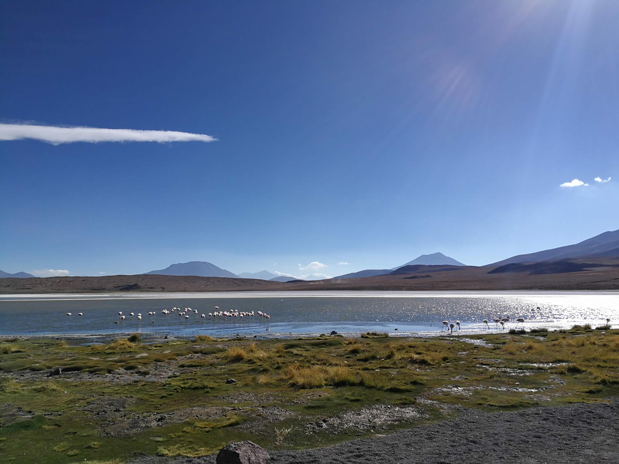 Tour Privado Salar de Uyuni y Lagunas Menores - Ruta de las Joyas Alto Andinas, Uyuni