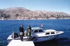 Copacabana - Isla de la Luna - Lago Titicaca, Full Day - Día Completo, Bote Compartido