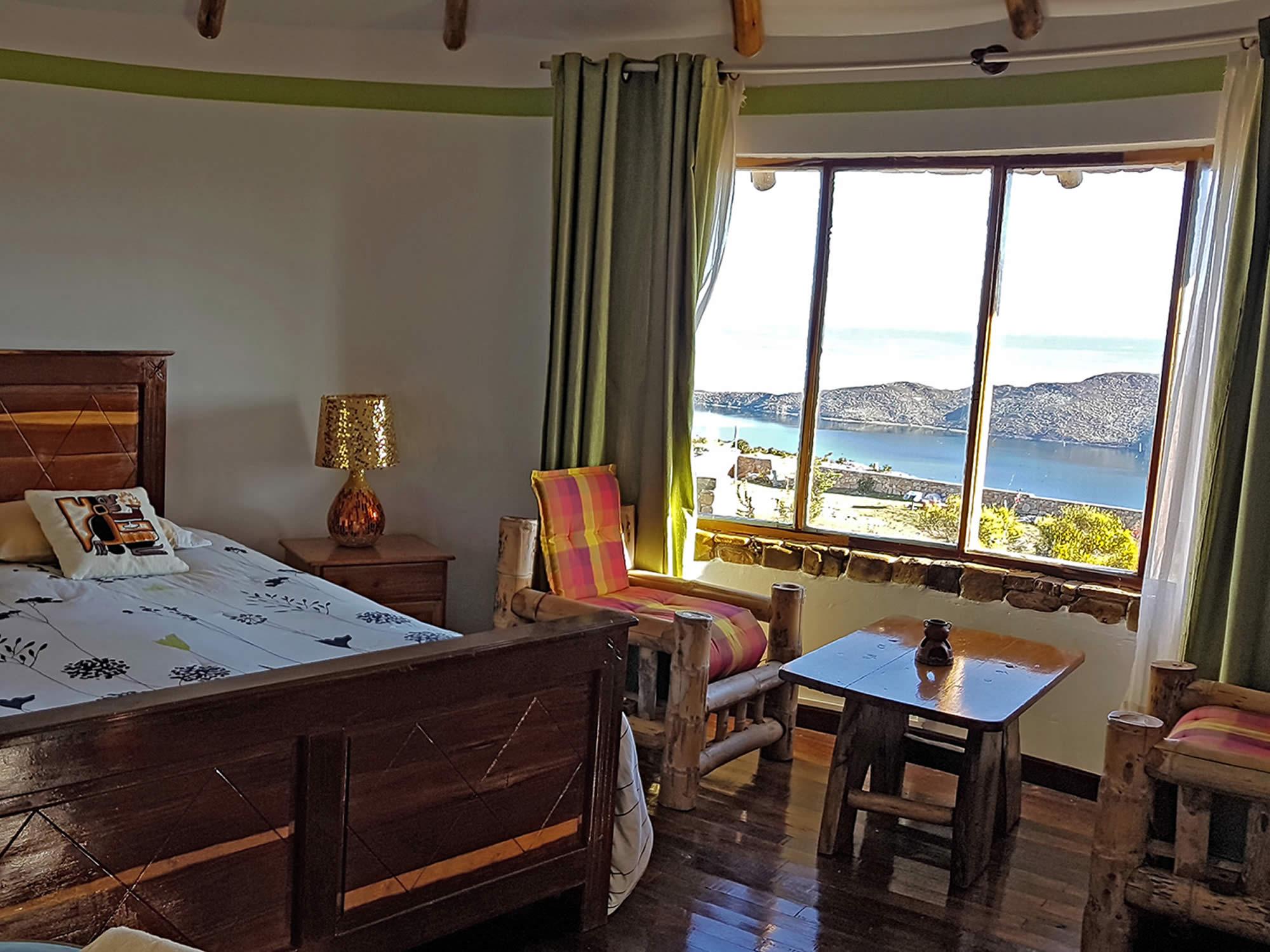Tour Compartido Lago Titicaca e Isla del Sol, Copacabana