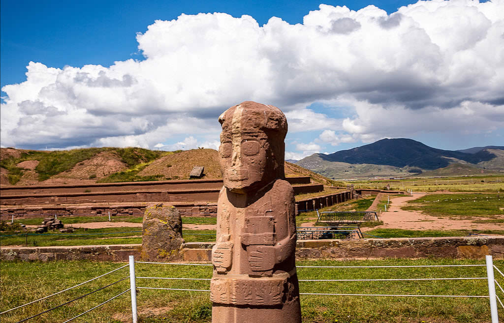 Tour Privado Tiwanaku - Ciudad de La  Paz y Valle de la Luna, Full day -  Día Completo