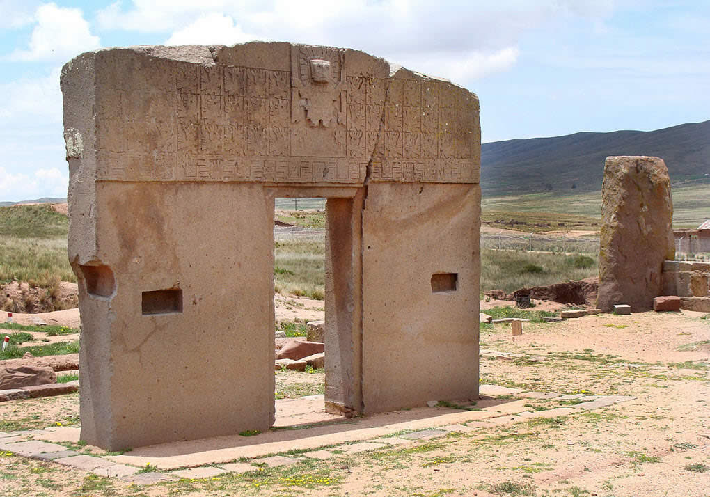 Tour Privado Tiwanaku - Ciudad de La  Paz y Valle de la Luna, La Paz