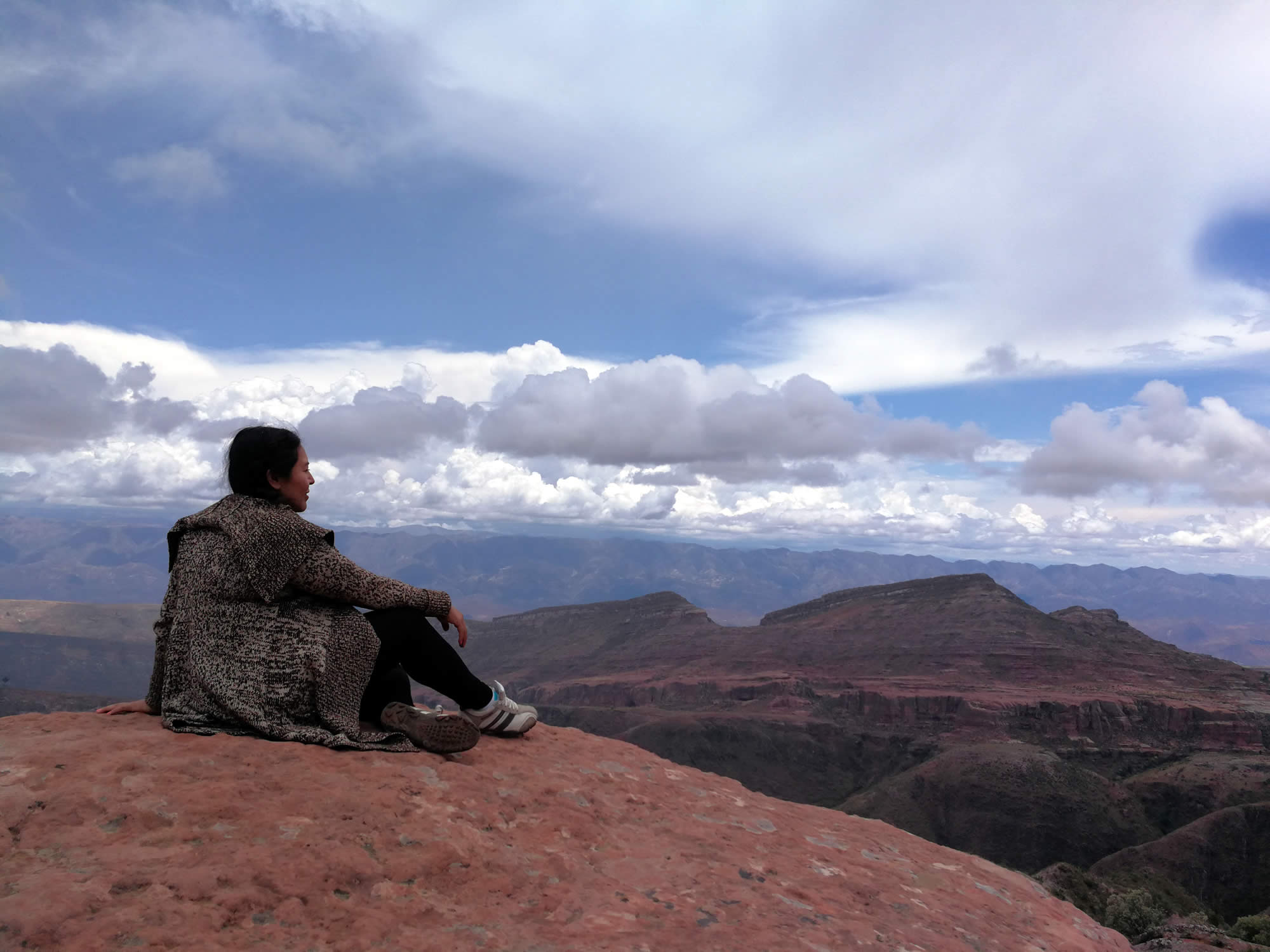 Torotoro con Cabañas Umajalanta, programa liviano, Cochabamaba