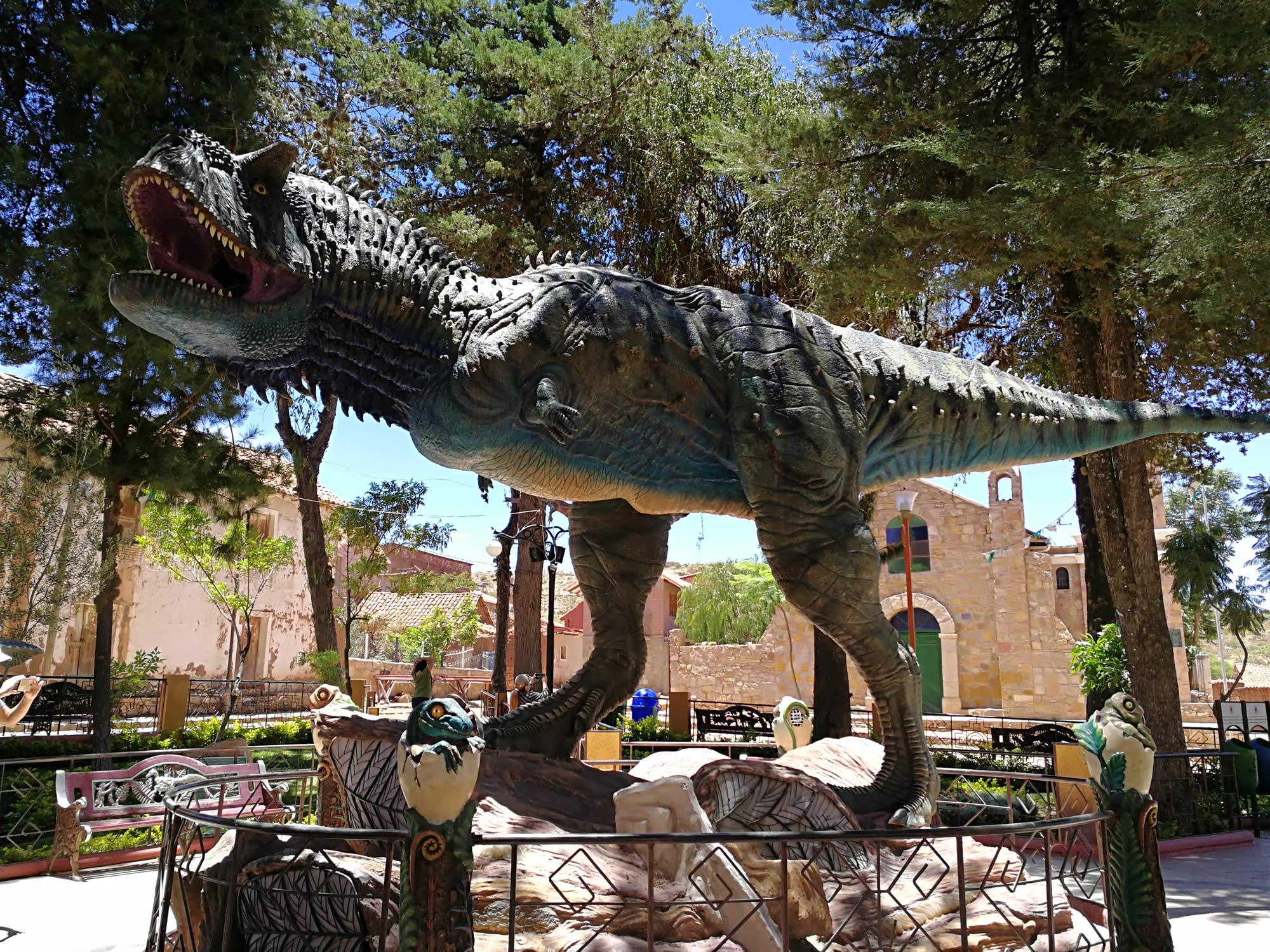 Torotoro Dinosaurios