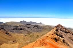 Uyuni Salt Flat and Tunupa Volcano, Uyuni
