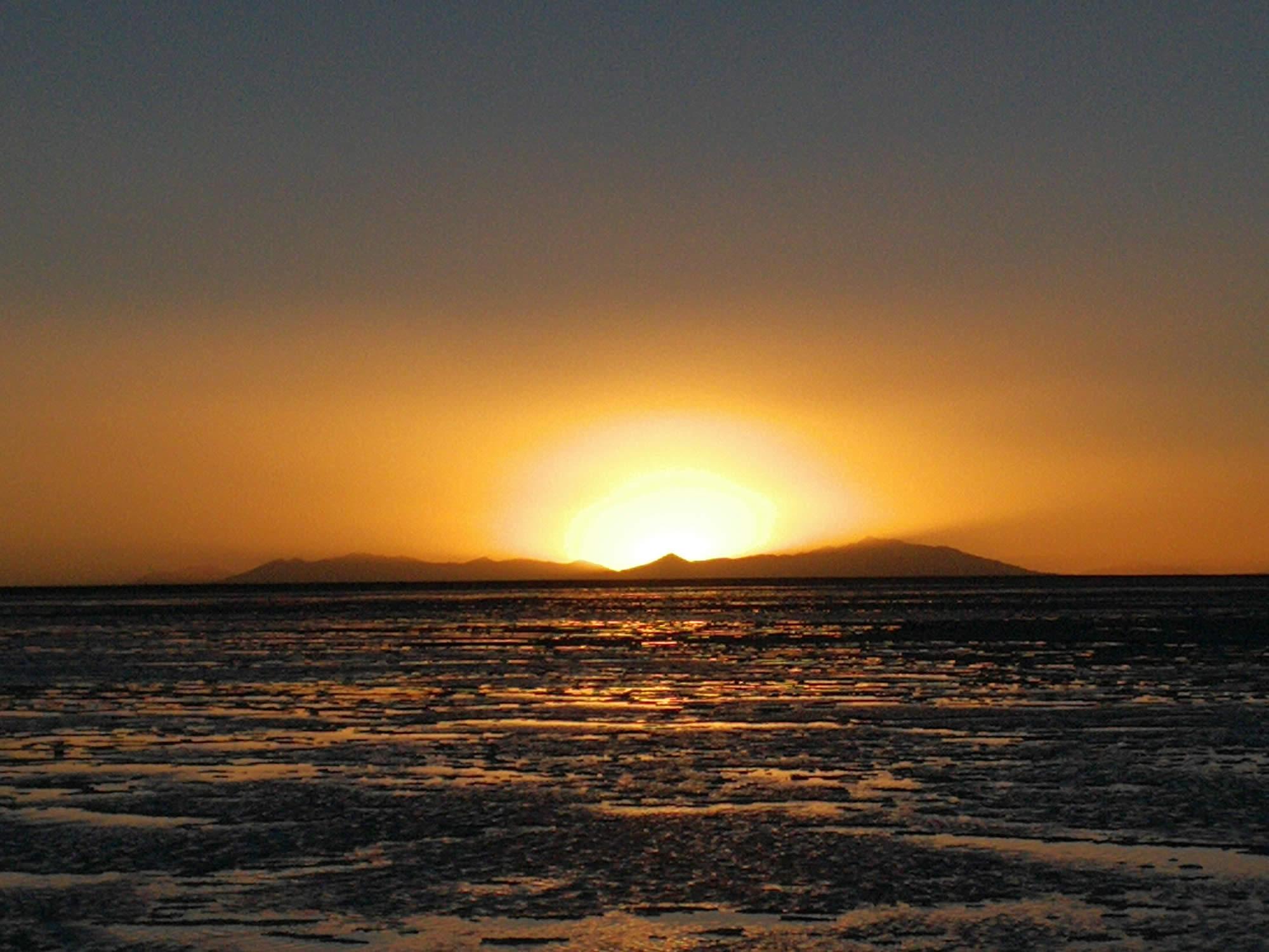 Tour Privado Año Nuevo Salar de Uyuni y Volcán Tunupa, Uyuni