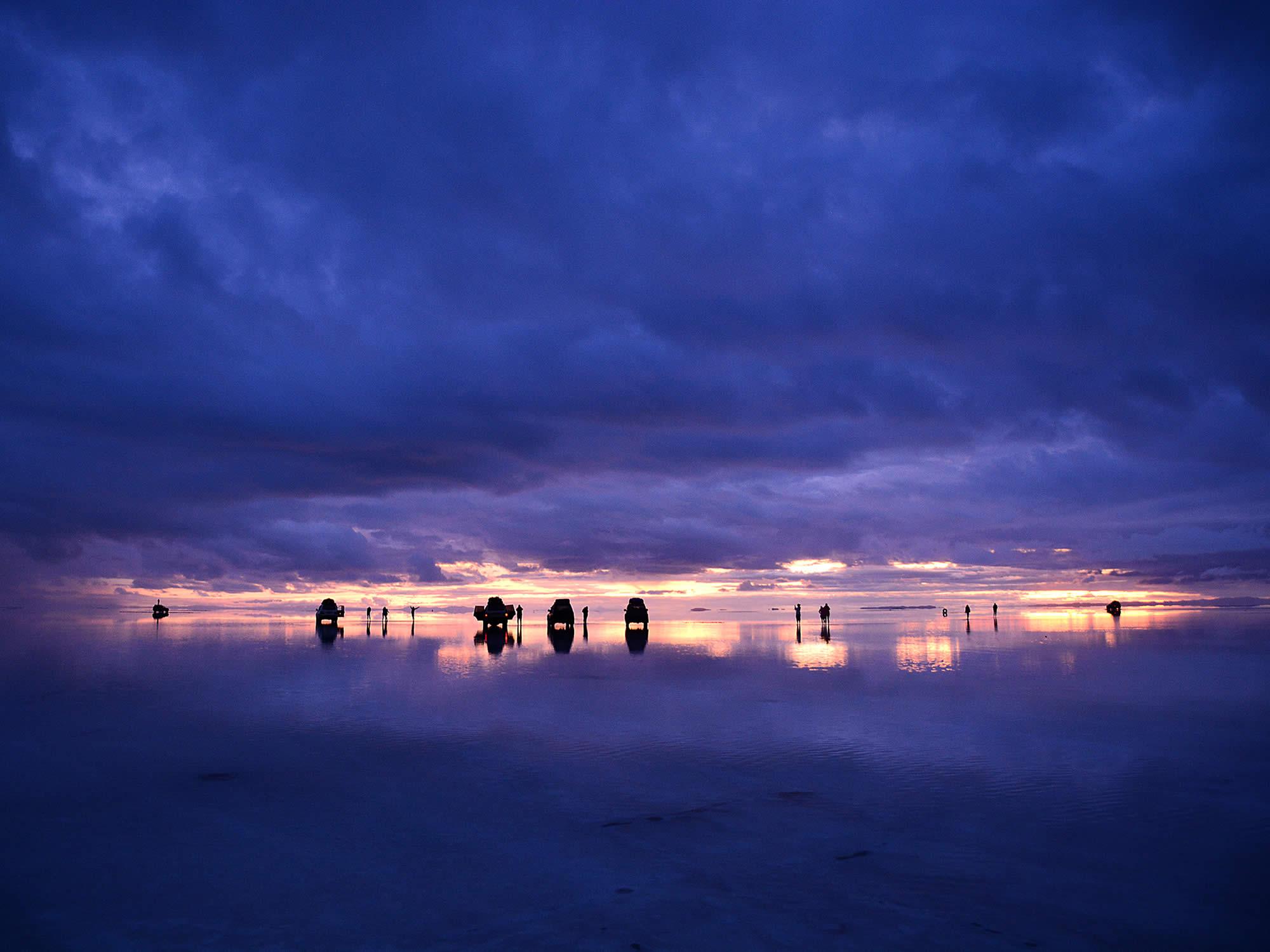 Tour Año Nuevo Salar de Uyuni y la Ciudad del Encanto, Uyuni