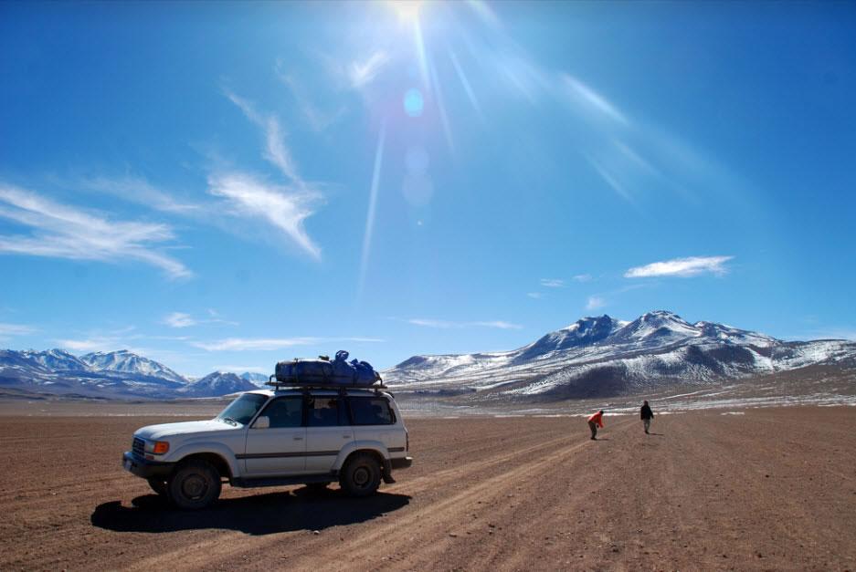 Tour Privado Salar de Uyuni y Lagunas de Colores 3D / 2N, Uyuni