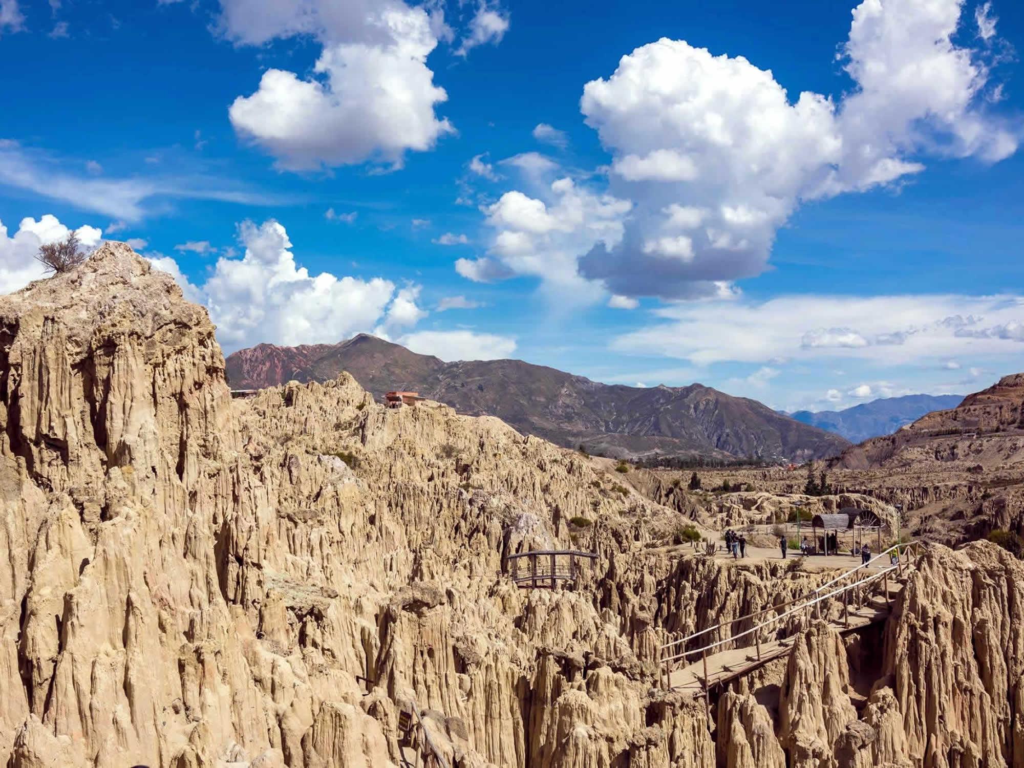 Tour Privado Ciudad de La Paz y Valle de la Luna, La Paz