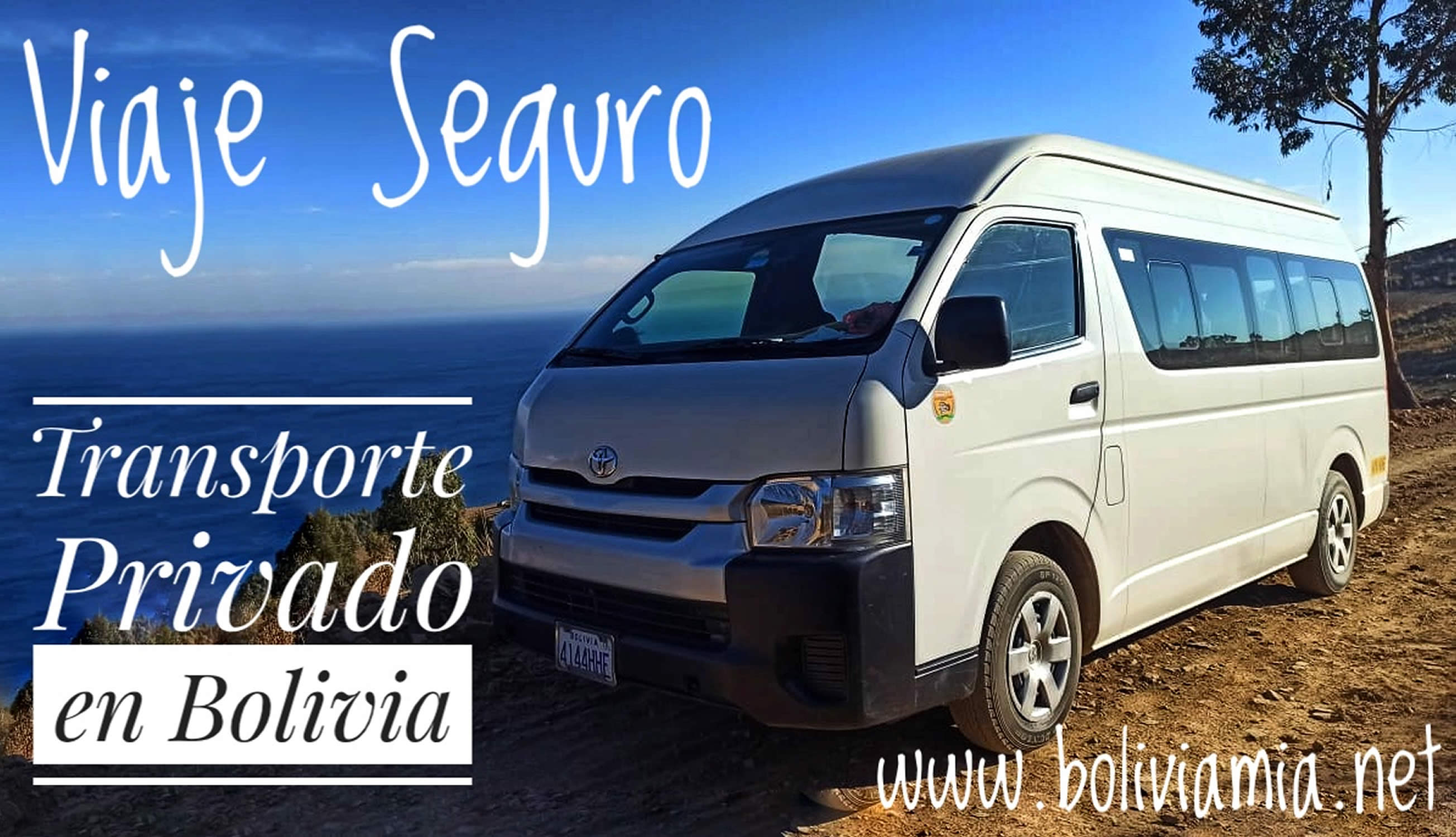 Transporte Privado en toda Bolivia